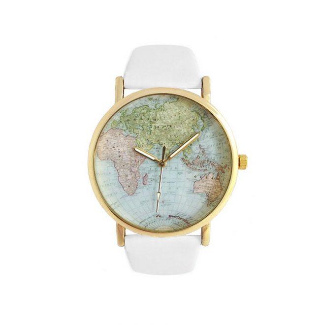 comprar reloj mapamundi