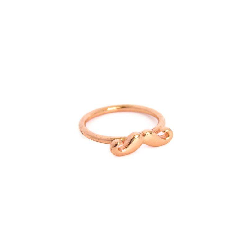 comprar anillo bigote mini pequeño