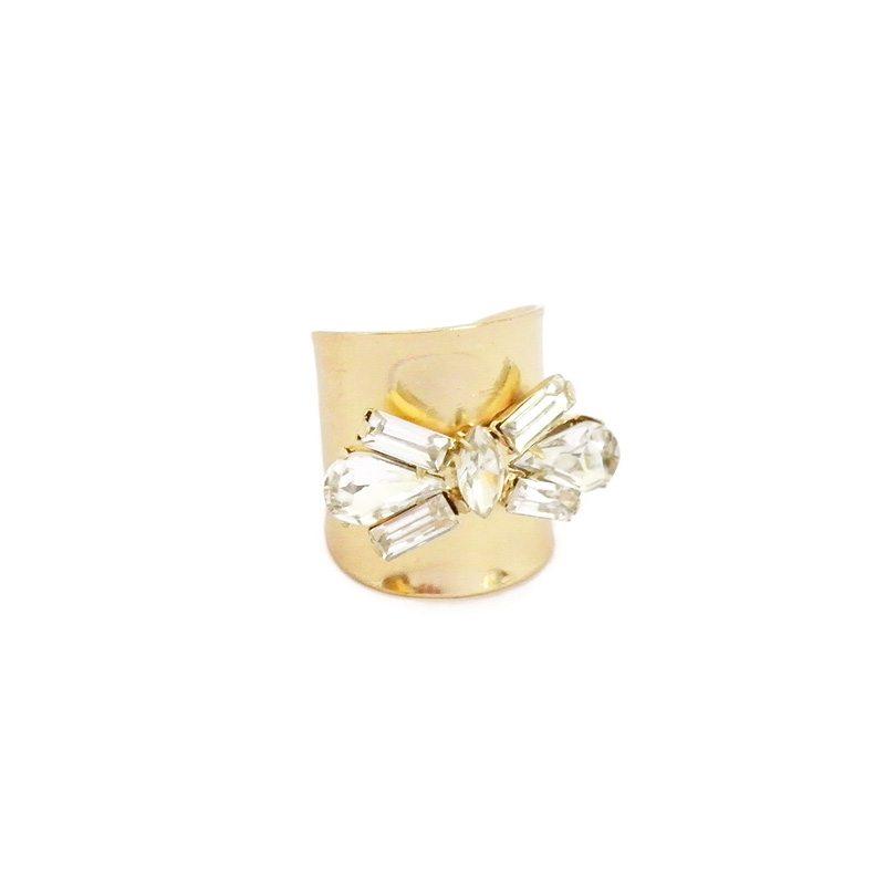 dónde comprar anillo XL con cristal