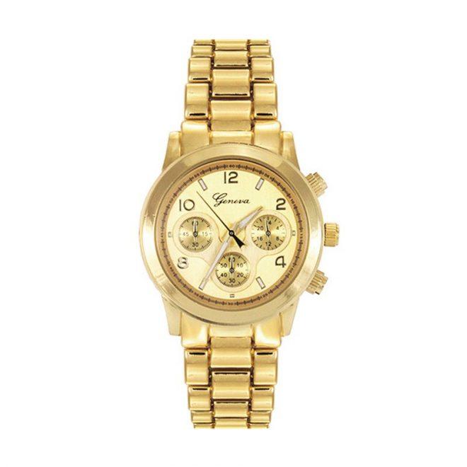 comprar online reloj boyfriend dorado