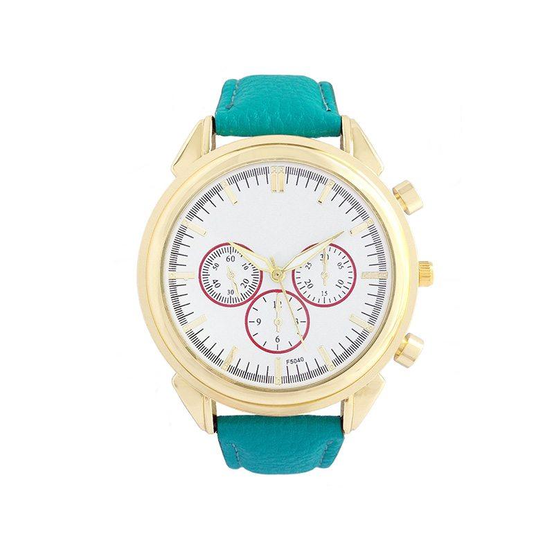 comprar reloj estilo boyfriend azul