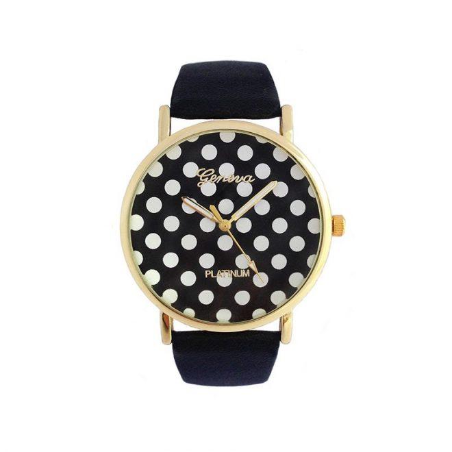 comprar reloj lunares negro