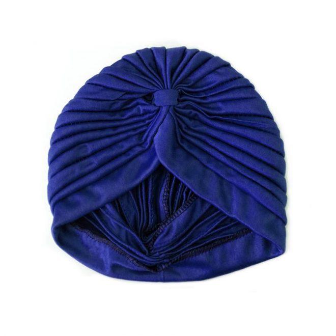 comprar turbante azul klein