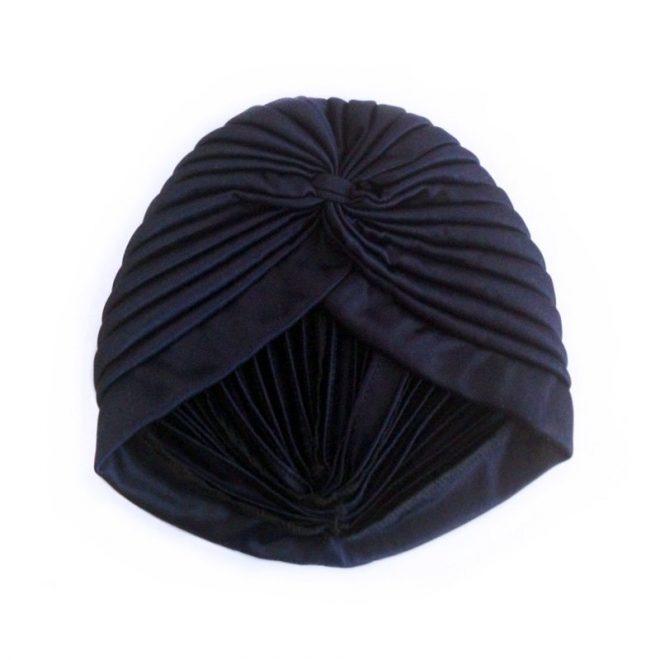 dónde comprar turbante azul marino