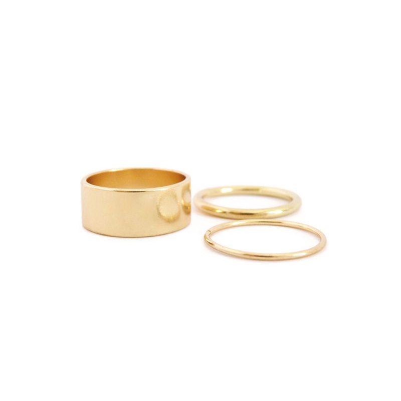 imagen de pack de tres anillos