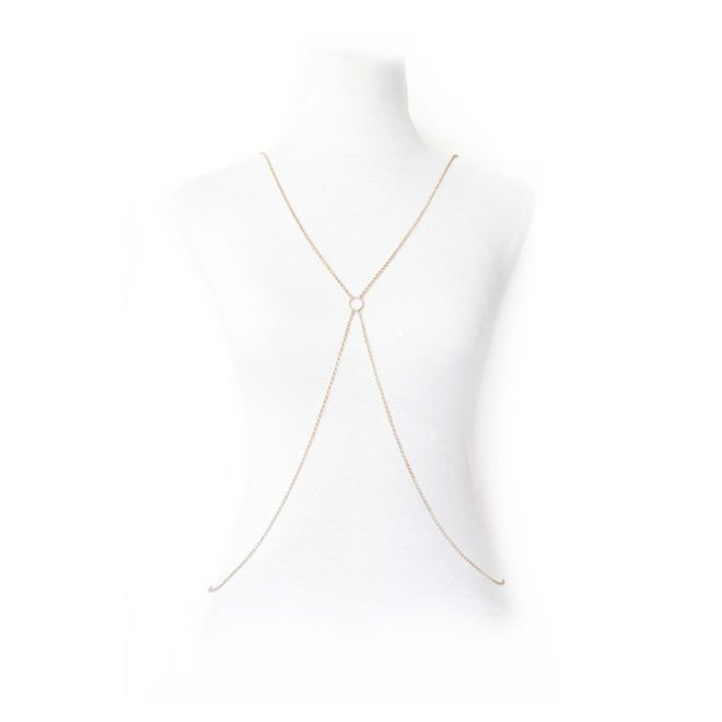 comprar body chain dorado