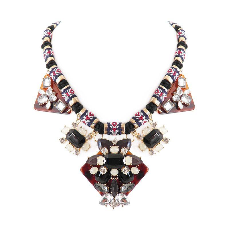 comprar collar etnico carey