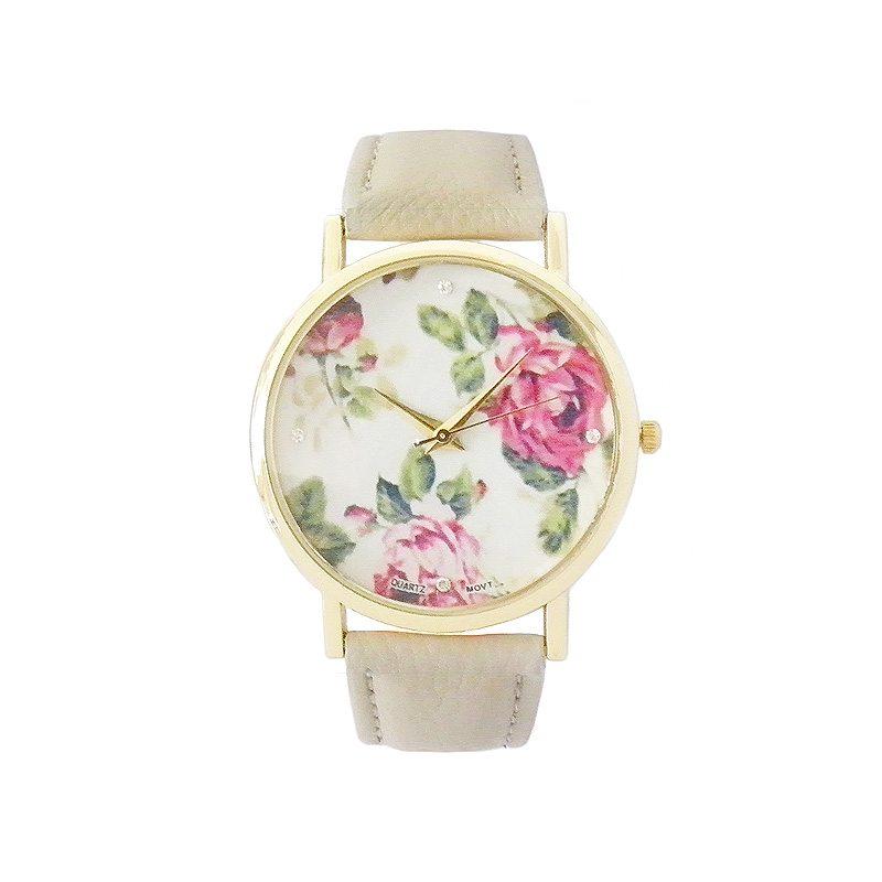 Reloj flores comprar relojes baratos - Mecanismo reloj pared barato ...