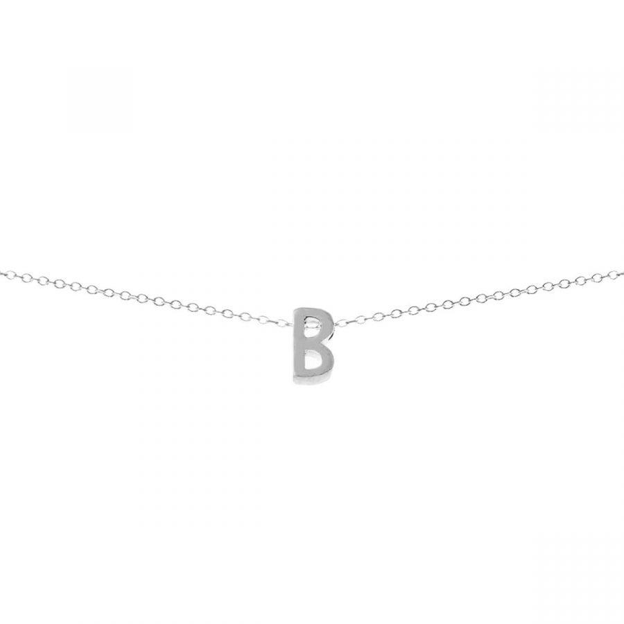 collar letra B