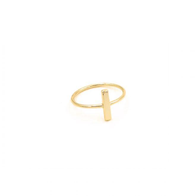 anillo barra diseño minimalista