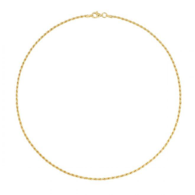 comprar collar cordón oro