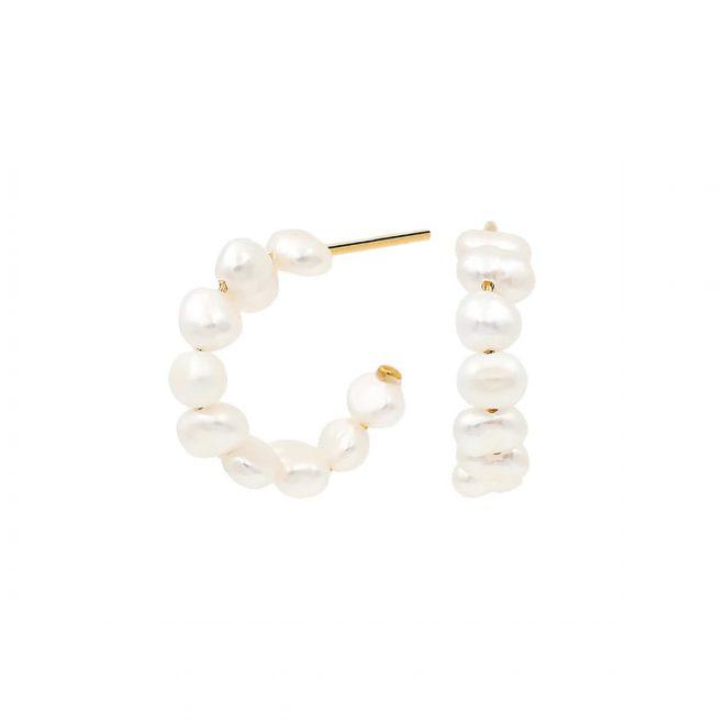 comprar pendientes de perlas