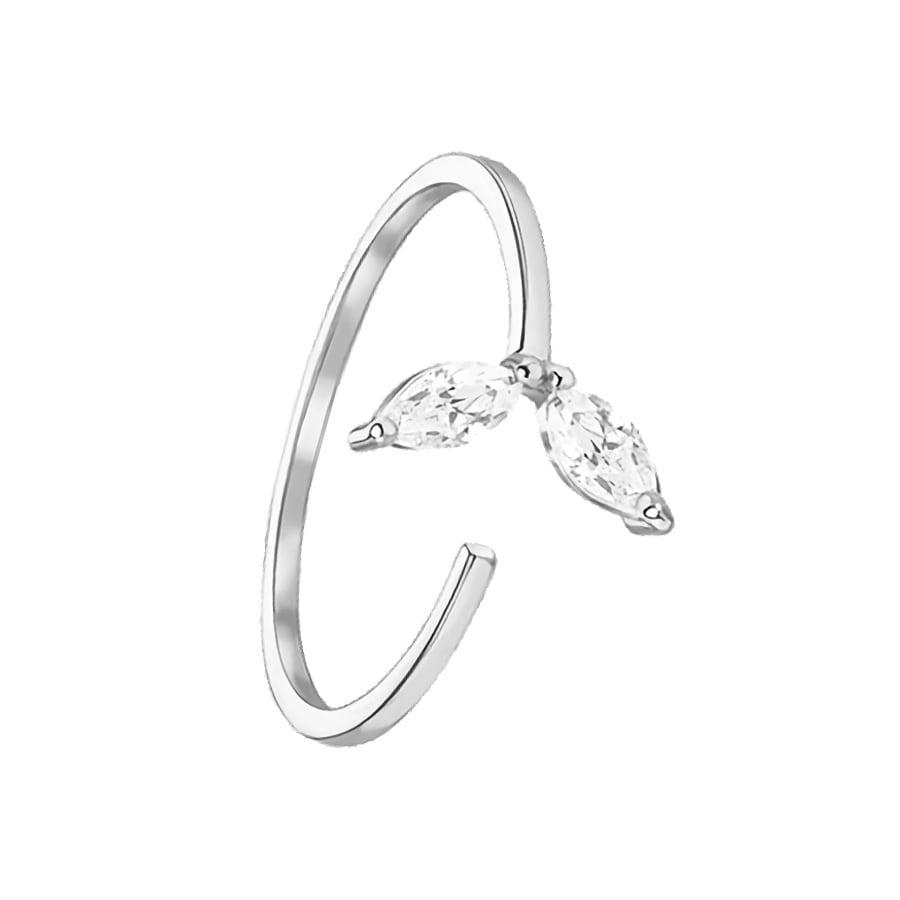 comprar anillo rama plata
