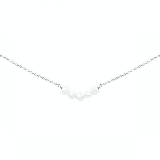 comprar colgante con perlas hecho en plata