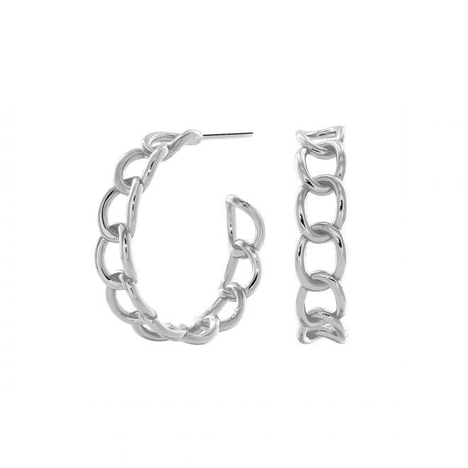 Aros Silver Chain