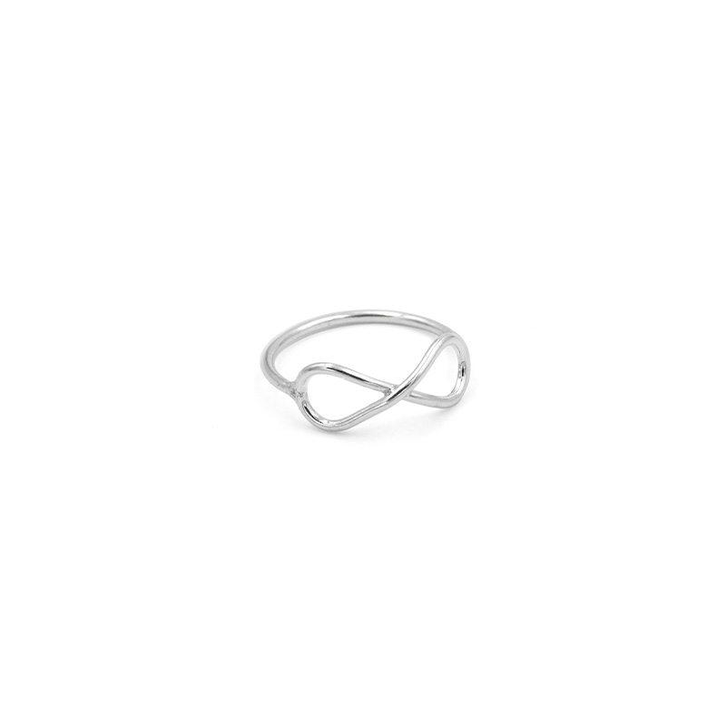 anillo infinito midi