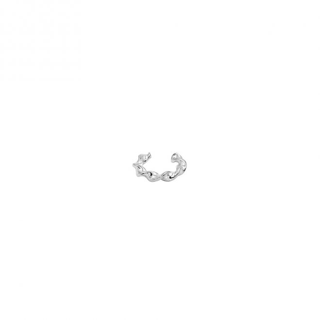 Arito pequeño trenzado para el cartílago sin agujero