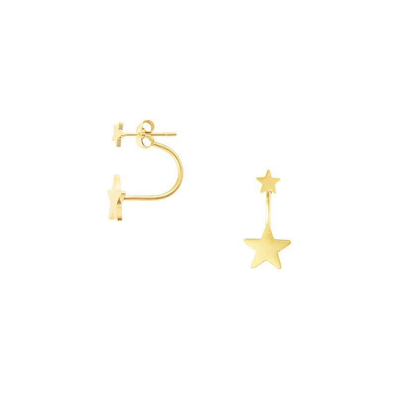 pendientes star